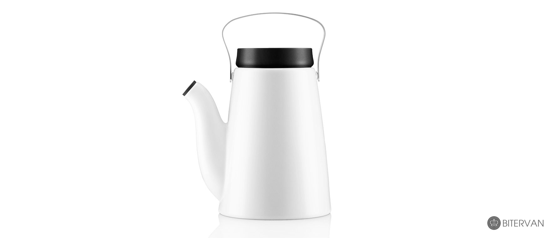 eva solo, Madam solo coffee maker, white,1.2 l