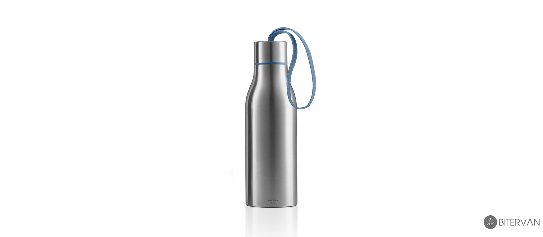 eva solo, thermo flask, moonlight blue, 0.5 l