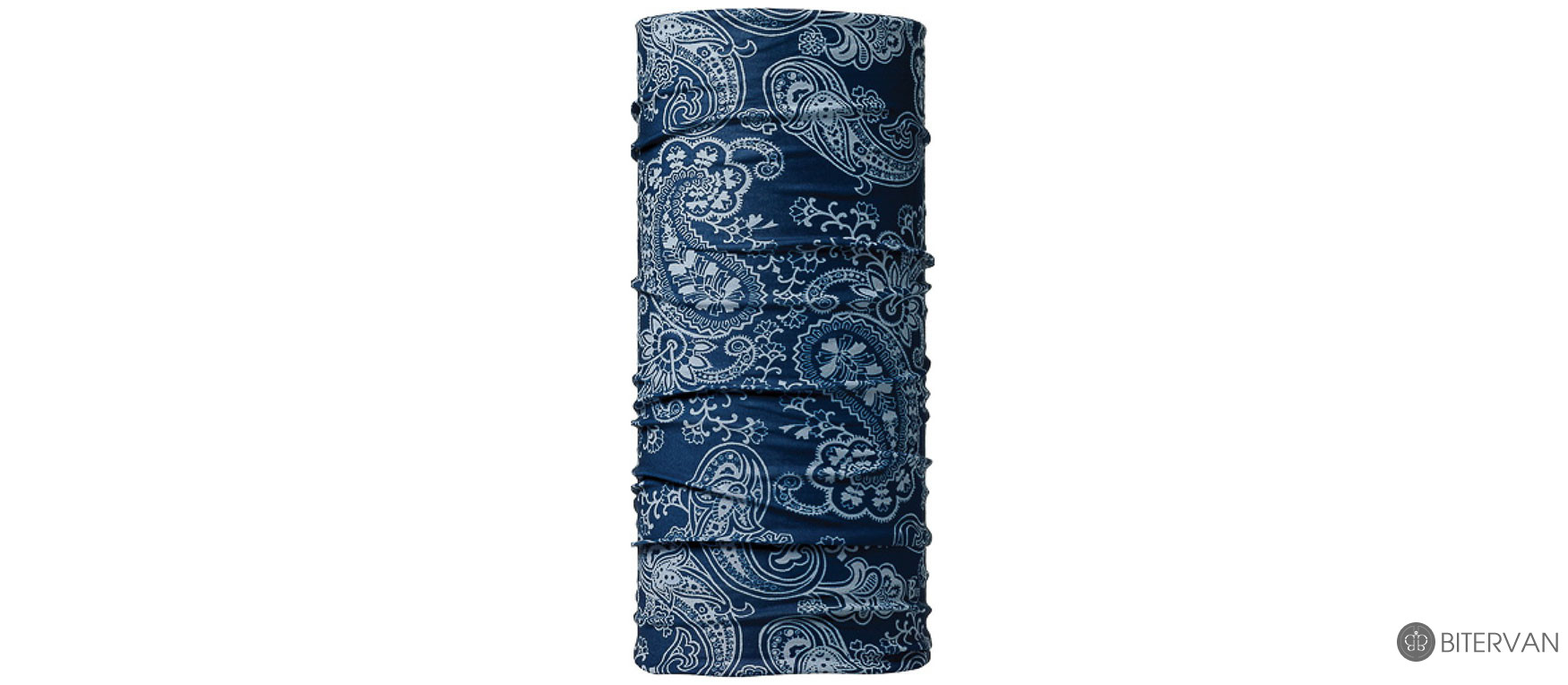 ORIGINAL BUFF® AFGHAN BLUE