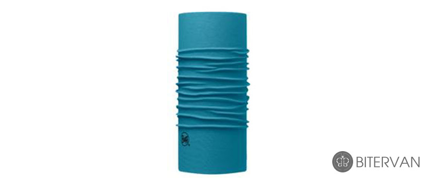 ORIGINAL BUFF® SOLID BLUE CAPRI