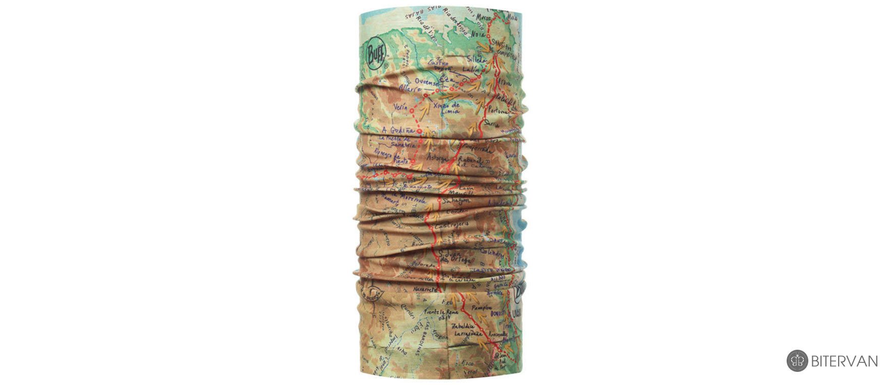 CAMINO HIGH UV BUFF® GEO
