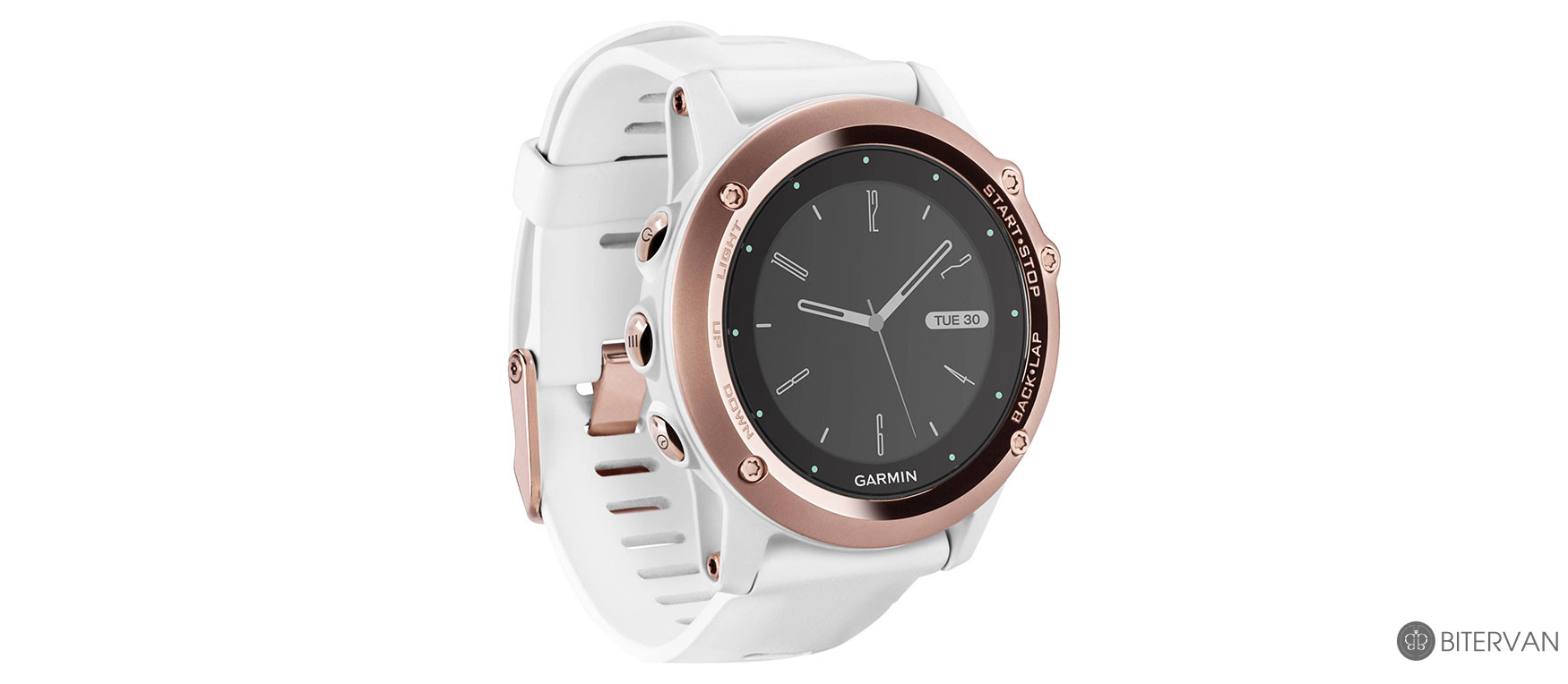 GARMIN fēnix® 3 Rose Gold