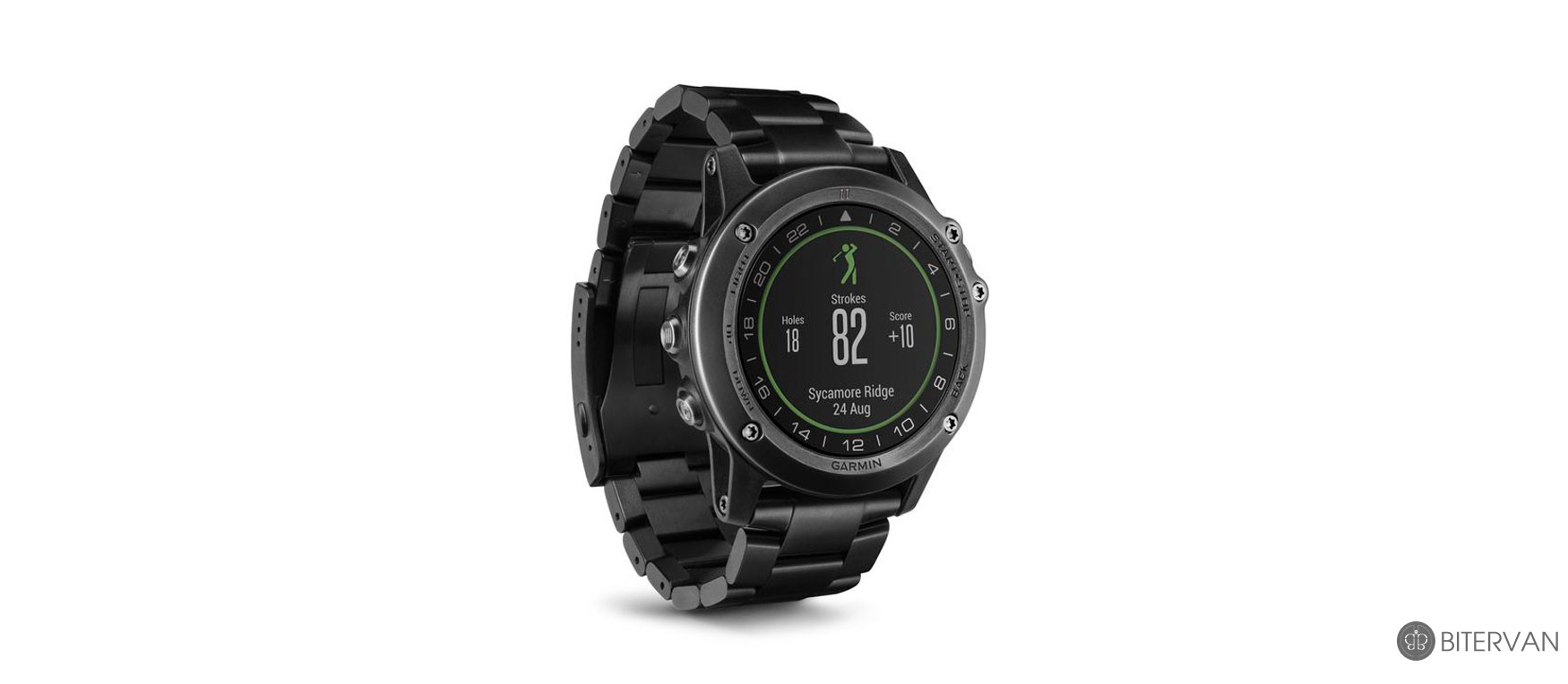 GARMIN D2™ Bravo Titanium Pilot Watch
