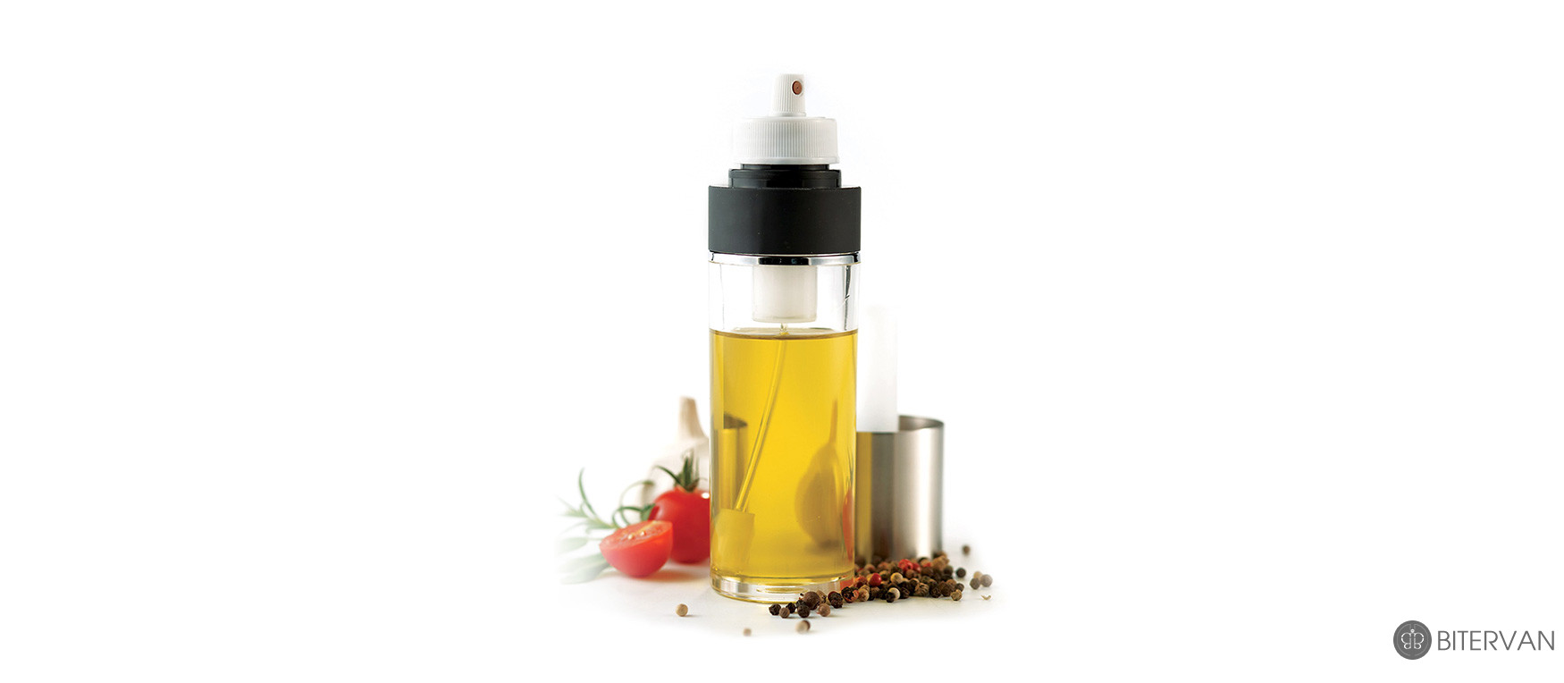 Thinkkitchen Family- REMY OLIVIER OIL SPRAYER SS/ ABS ASST