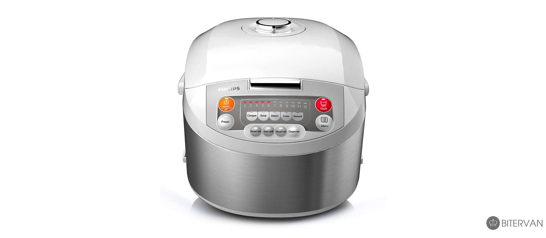PHILIPS HD3038 Rice Cooker