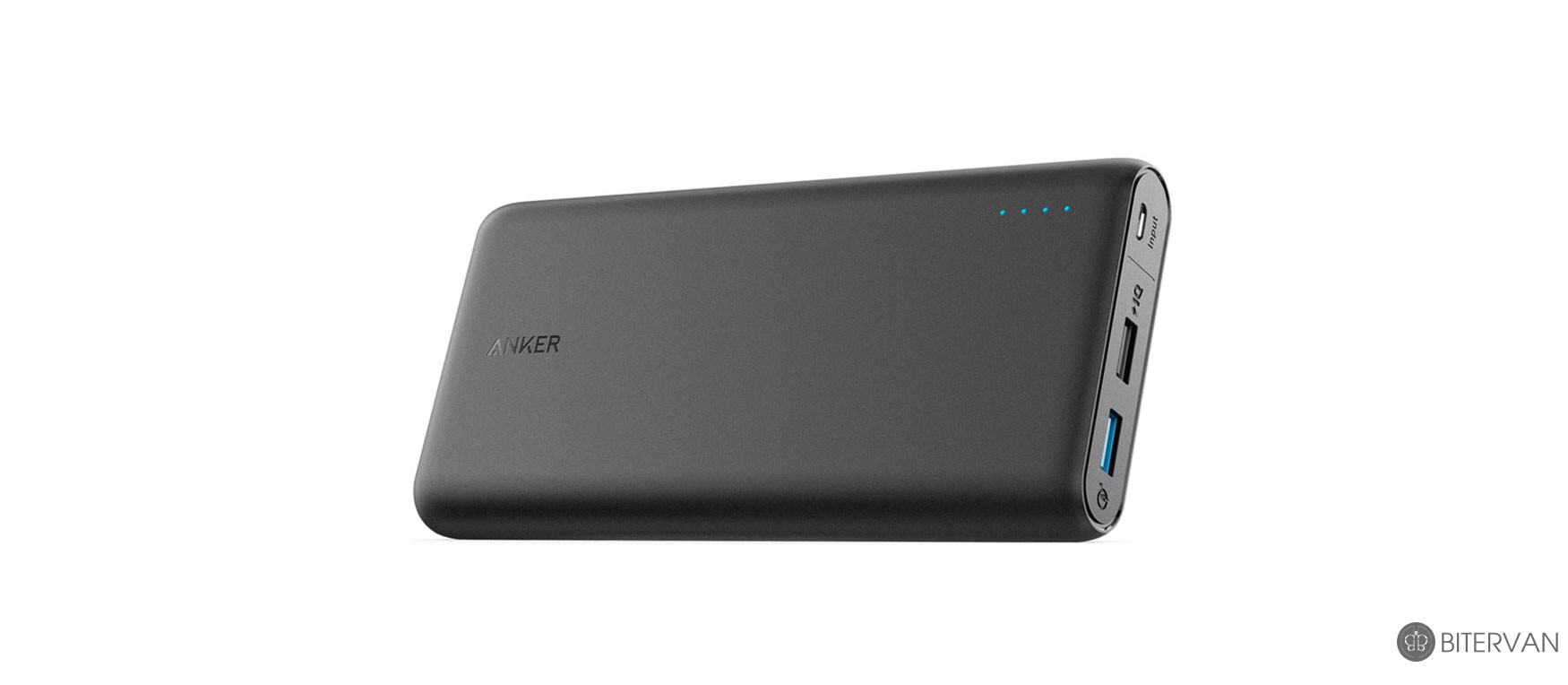 Anker A1274 PowerCore Speed 20000 QC - Black
