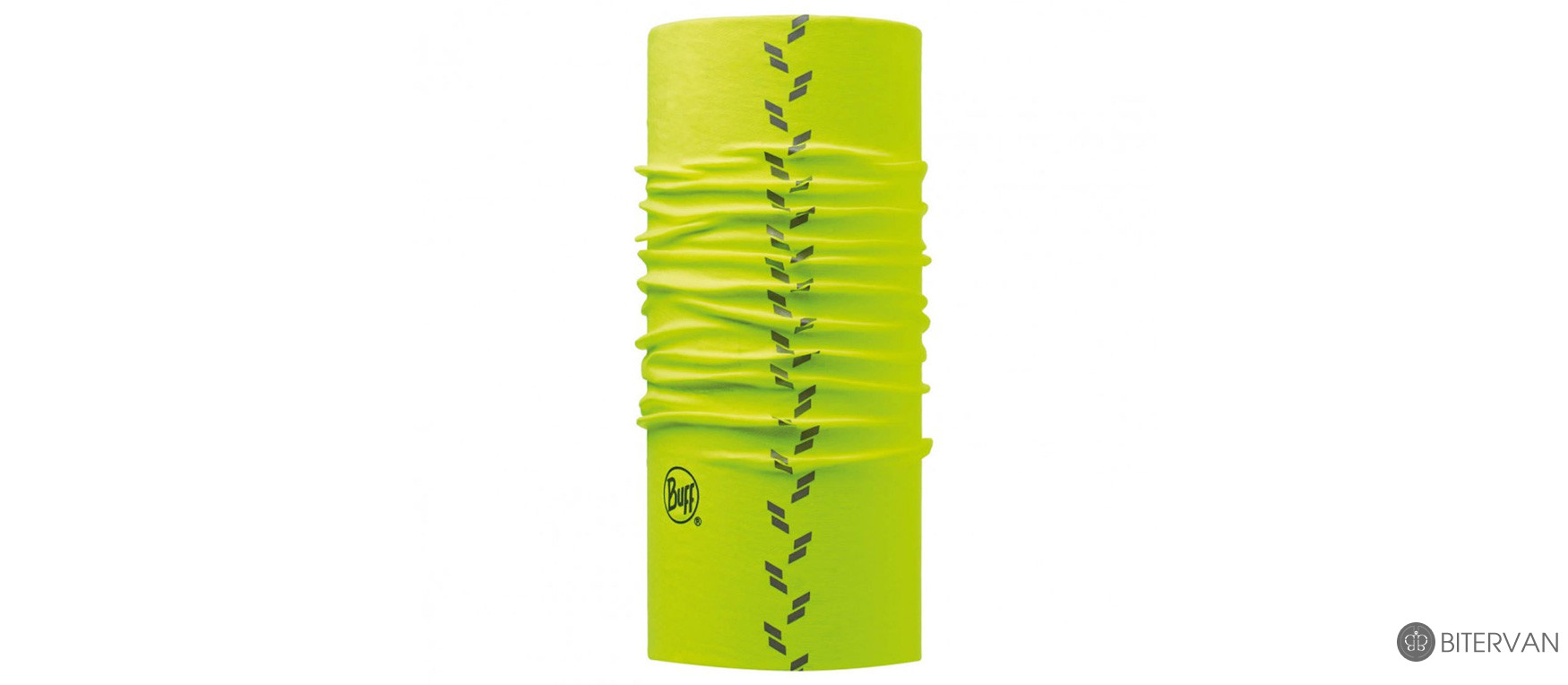 BUFF® Reflective Tubular R-Solid Yellow Fluor