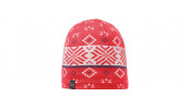 KNITTED & POLAR HAT BUFF® JORDEN CORAL