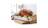 Thinkkitchen CASA-ROASTING PANS-6PC S/S (3PANS,3RACKS)