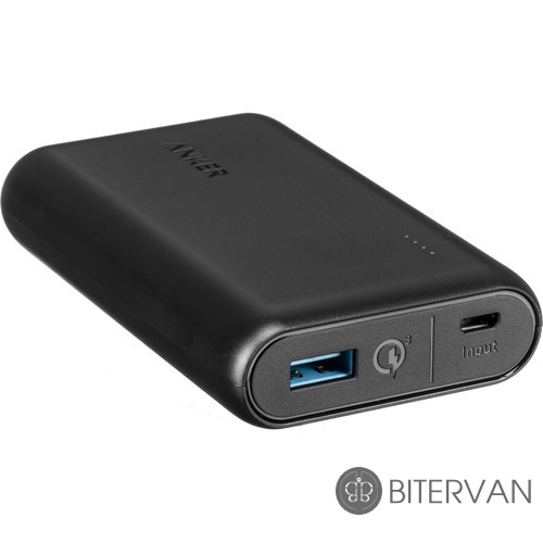 Anker A1266H11  PowerCore  SPEED-10000 - BLACK