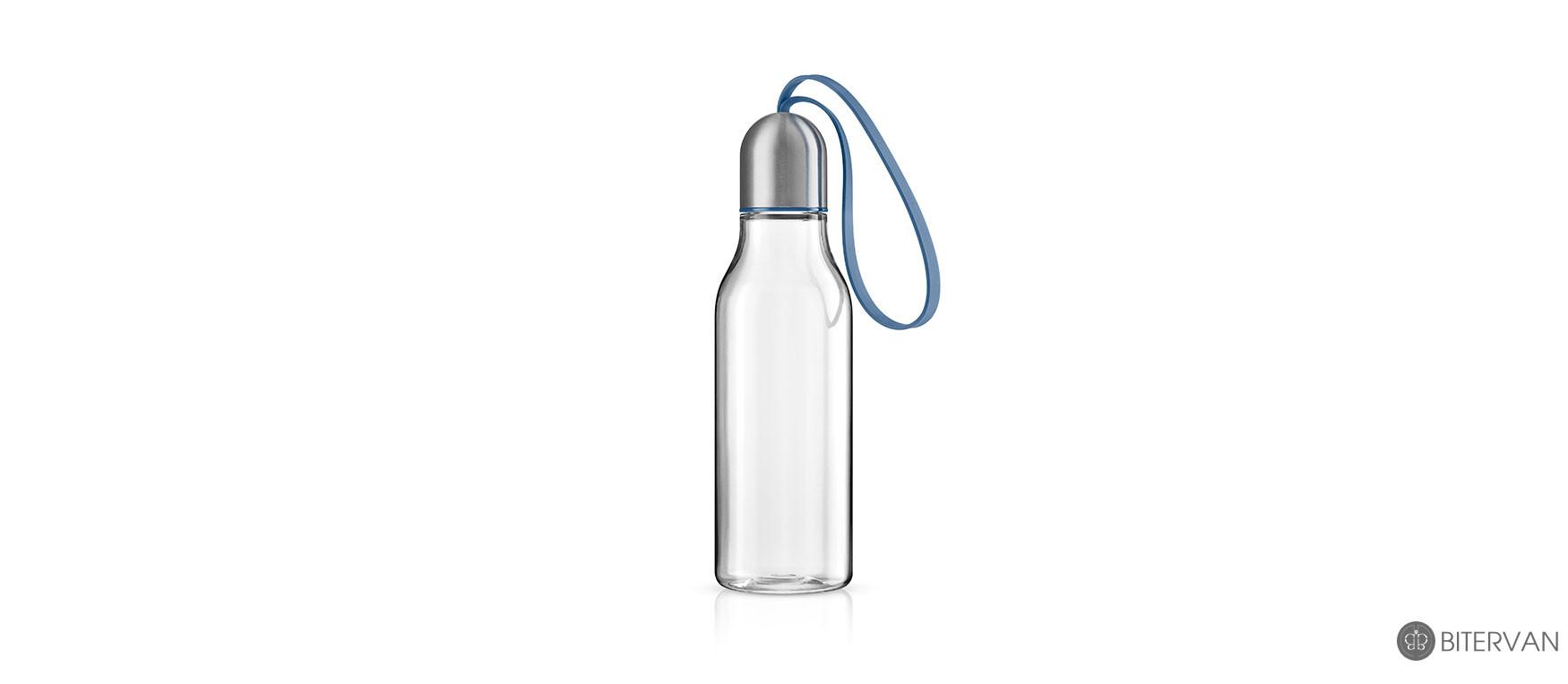 eva solo, sports drinking bottle, moonlight blue, 0.7 l