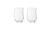 GEORG JENSEN COBRA TUMBLER MEDIUM , 2PCS